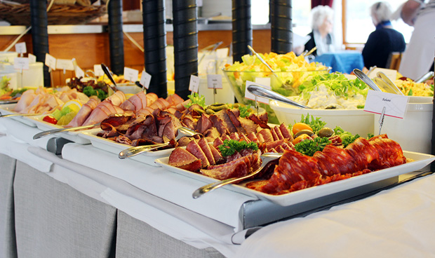 catering bufet suedez