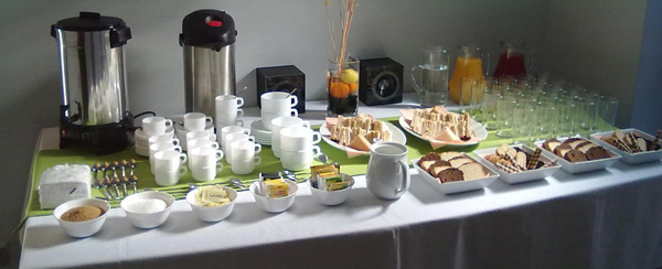 coffee break catering