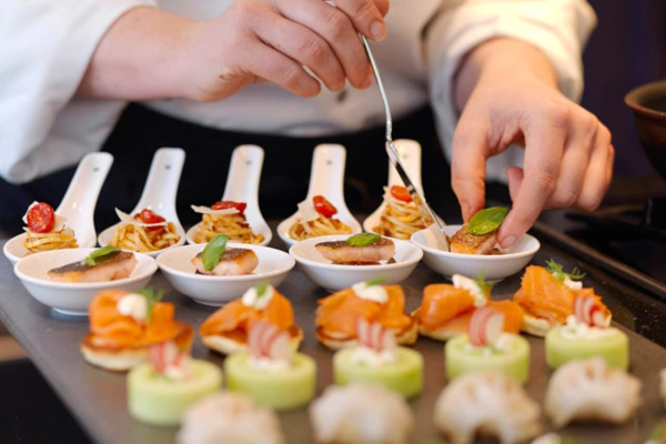 catering portii