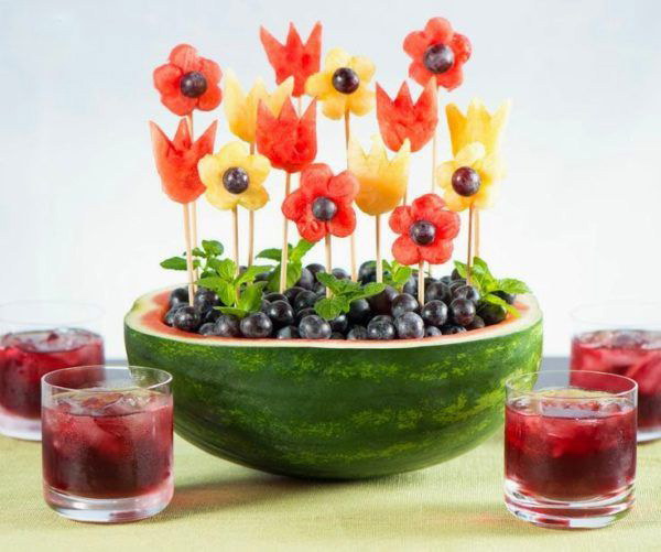 decor fructe