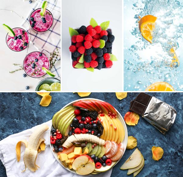 catering meniu fructe